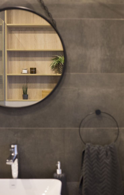 Bathroom design in Bucharest. www.iokadesign.ro