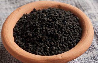 Home Remedies For Polycystic Ovary - Kalonji Seeds
