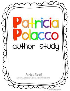 Just Reed: Patricia Polacco Author Study