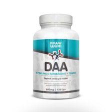 DAA - kyselina D-asparágová + Zinok