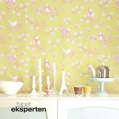 17 best Majvillan - flot svensk tapet images on Pinterest | Wall ...