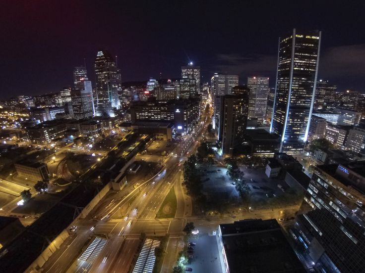 Connected city infrastructure and cars that talk back could potentially do a lot to help ease traffic conditions, but in the meantime, the city of Montréal..