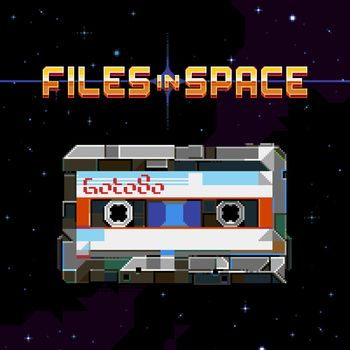 Files In Space (DATA036) by GOTO80