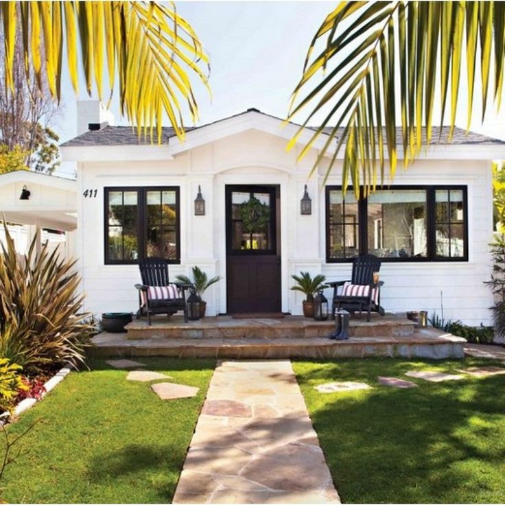 90+ Modern White Cottage Exterior Style
