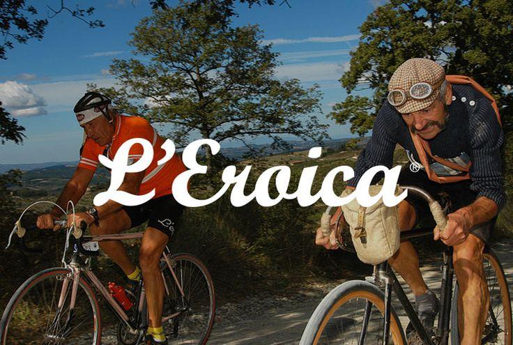 Eroica , Tuscany Cycling
