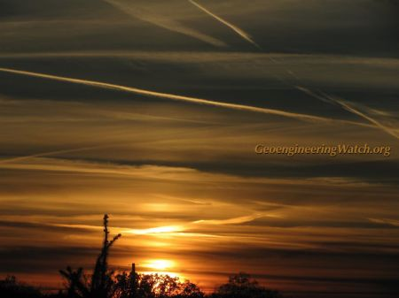 . Climate Engineering, Ozone Destruction, And Radiation Clouds, The Dangers Of Air Travel