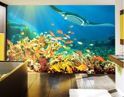 Coral Reef Wall Mural Part 62