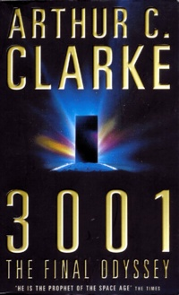 3001: The Final Odyssey – Arthur C. Clark