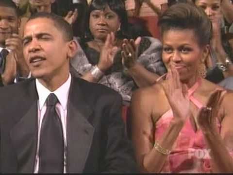 PRESIDENT BARACK OBAMA HONORED - HILL HARPER, FANTASIA, JULIAN BOND
