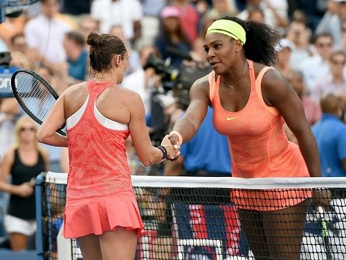 Italian Roberta Vinci has defeated Serena Williams in the US Open 2015 semi-final by 2-6, 6-4, 6-4 to reach in final. Vinci to play Pennetta in final.