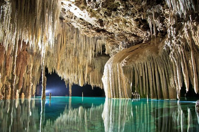 Rio Secreto Caves: Riviera Maya, Cancun Tourist Attraction: Rio Secreto - Tops on Riviera Maya Things to Do List