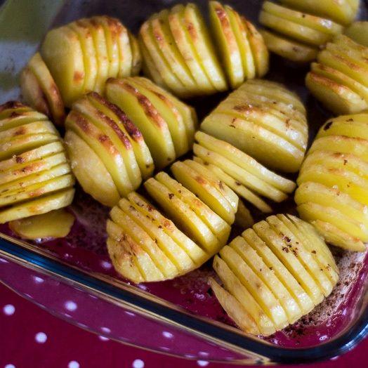 ziemniaki pieczone po szwedzku :)