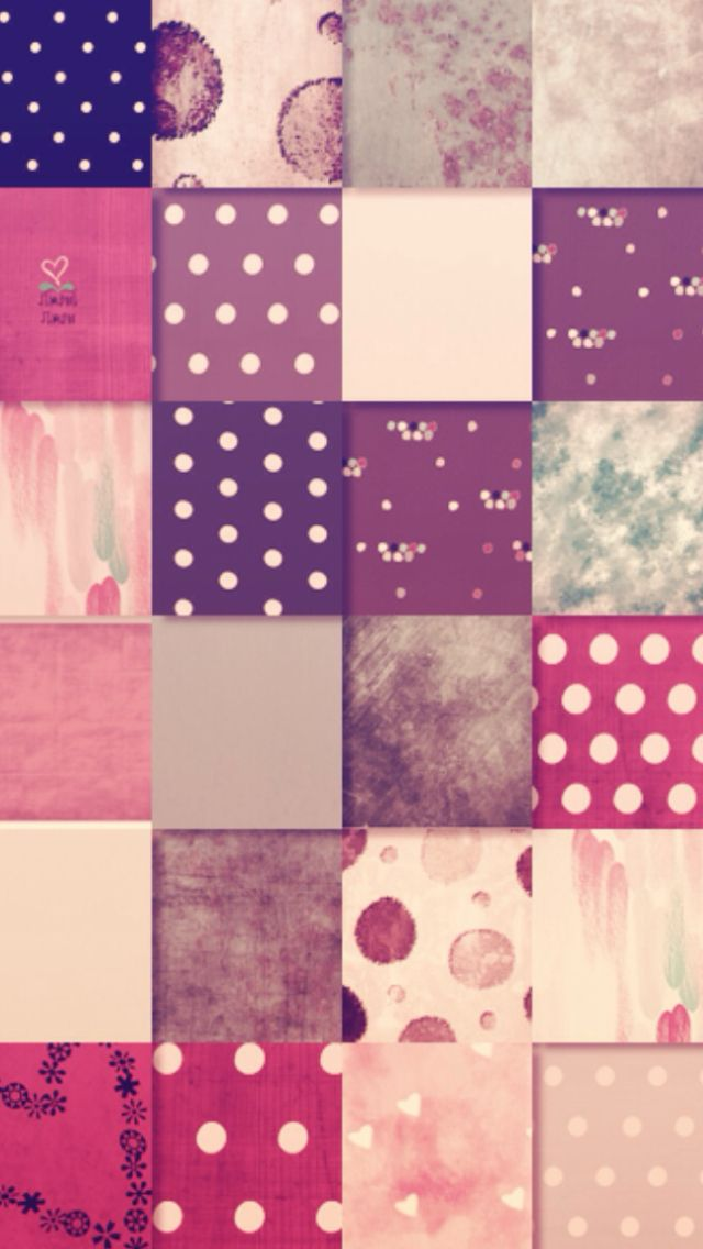 Cute pattern wallpaper | Girly wallpapers | Pinterest ...
