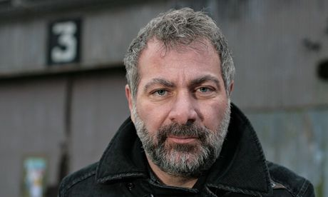 The brilliant Jed Mercurio talks about #screenwriting and Line of Duty