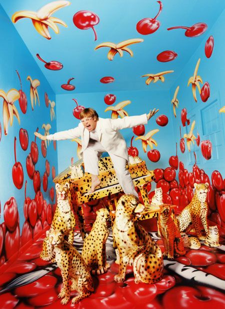 Style (and Substance?) in the Photos of David LaChapelle | Rosellen Downey