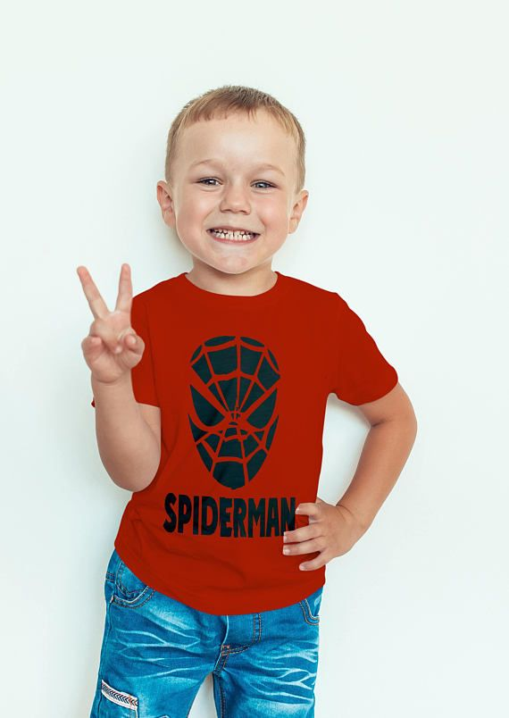 Check out Spiderman T-shirt, Child T-shirts, Spiderman Birthday T-Shirt, Birthday, toddler, Spiderman birthday shirt on printtee10