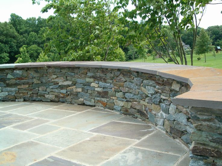 14 best retaining wall images on pinterest | retaining walls ... - Different Patio Designs