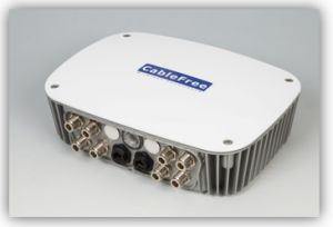CableFree MIMO OFDM Base Station for P2MP and Mesh networks, Safe City and Wireless ISP WISP Applications