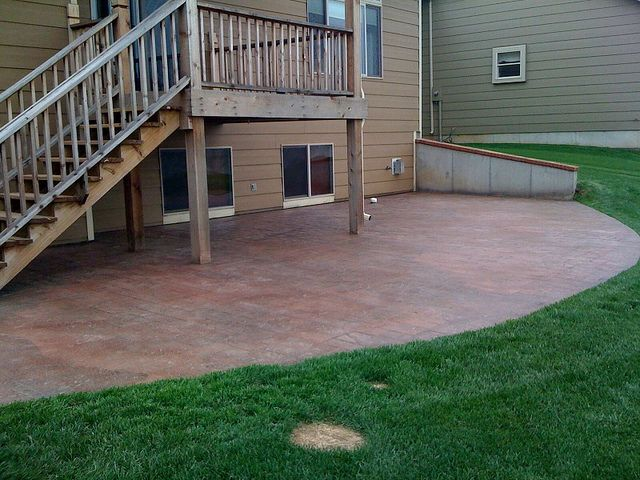 13 best patios porches wichita concrete contractor images on