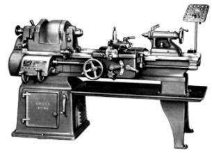 South Bend Precision Lathe Model A Manual