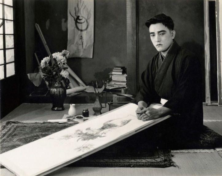 Sessue Hayakawa in The Dragon Painter (1919)