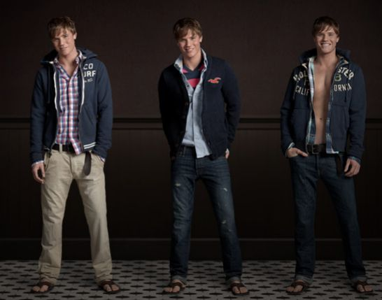 Hollister Outfits For Men.