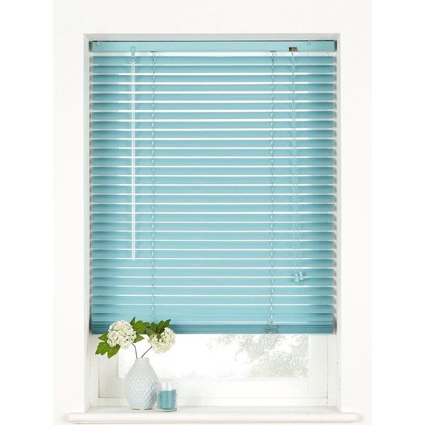 Aluminium Venetian Blind 92 Dkk Liked On Polyvore Featuring Home Home Decor