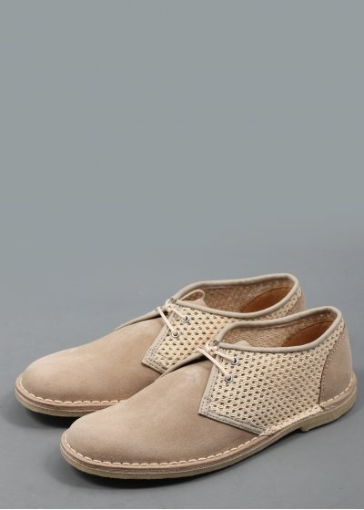 The Clarks Originals Jink Sand Combi, part of the brand's extensive 2013  offering is now available at Triads.