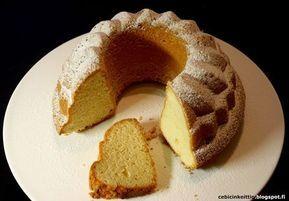 Maukas ja mehevä kakku, erikoisesta nimestään huolimatta Jääkaapissa nökötti kuohukermapurkki, jonka päiväys oli umpeutunut muutama päi...