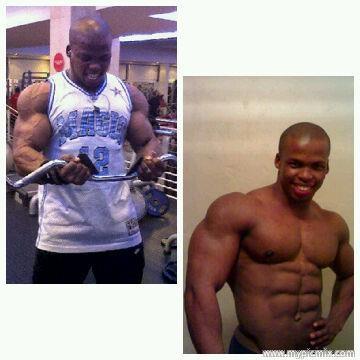Elton King Horn Body Builder Body Fitness