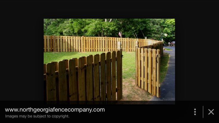 89 Best Images About Fence Pics On Pinterest Vinyls