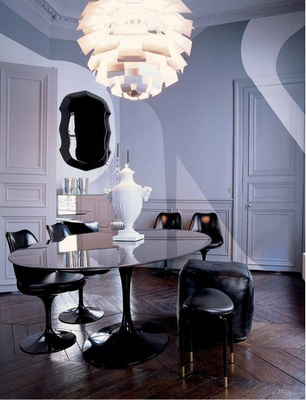 From new paris interiors by dr angelika taschen ed and ian phillips find this pin and more on italian designer lighting