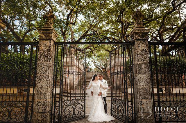 Vizcaya Miami Wedding Liz And Lex Events South Florida Wedding Planner Miami Wedding Dolce Photography Ever After Florals Vizcaya Wedding Wedding Vizcaya