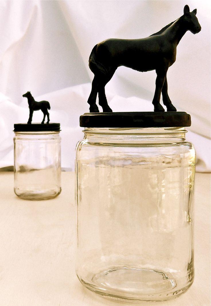 Horse Jars - the possibilities are endlessssss...