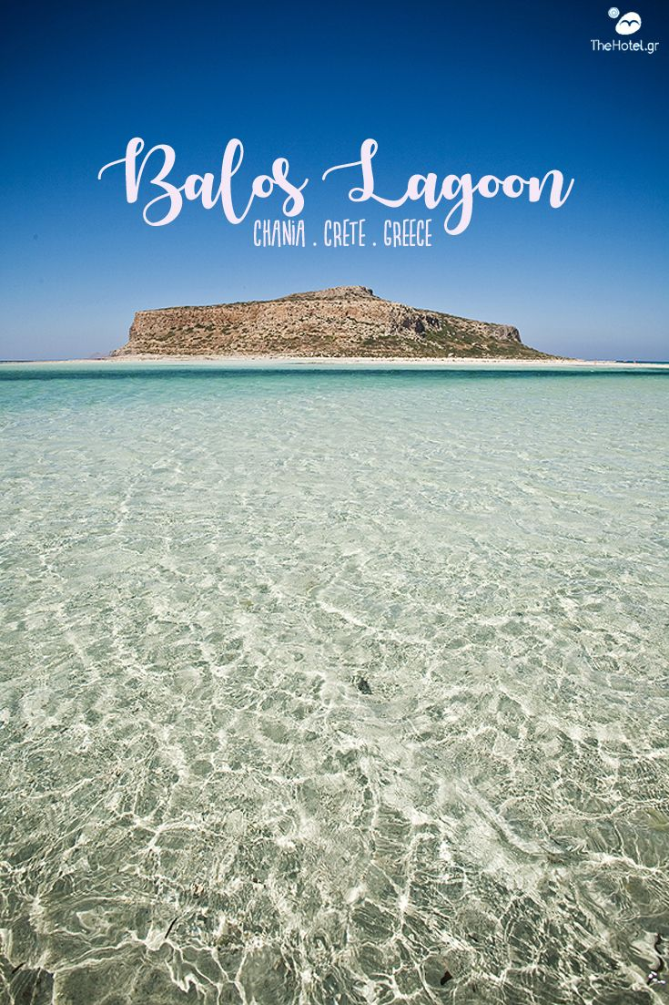 Balos lagoon is one of the purest, sandy beaches of Crete which cannot be reached by car. The visitors can either follow the New National road until Kissamos or make a stop in the seaside village of Kolymbari.The most famous Balos lagoon is covered with fine white sand; the same white sand covers the bottom of the sea and grants to the sea an emerald color.