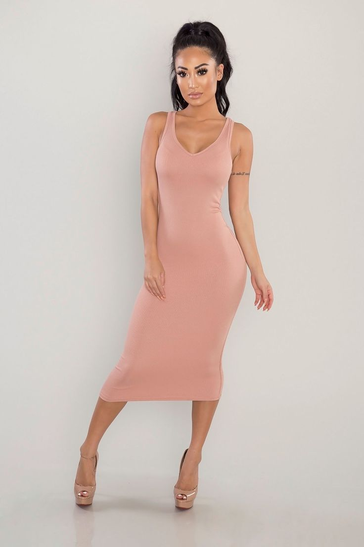 1021 best Women\'s fashion images on Pinterest   Midi dresses, Tea ...