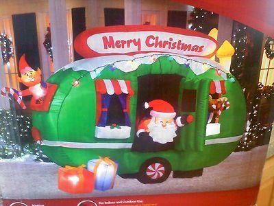 23 best Christmas RV's images on Pinterest | Vintage campers ...