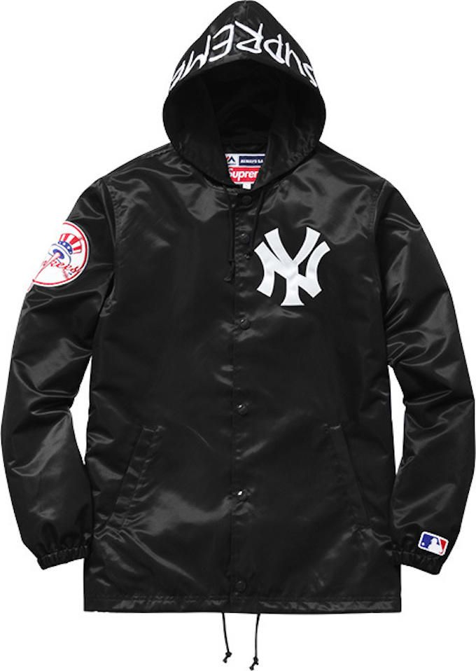 This Supreme x New York Yankees x '47 Brand collection is going to be a problem. Because we want all of it.