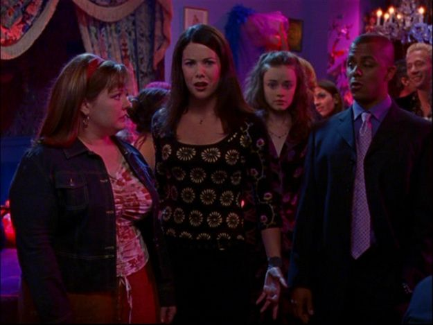 2.3 Red Light On the Wedding Night | Community Post: 23 Best Gilmore Girl Episodes Ever