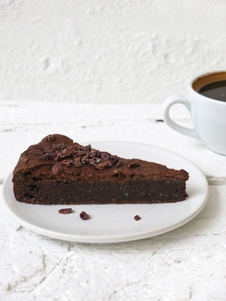 Concept store COTTONCAKE Amsterdam – coffee – lunch – brunch - Two for Joy – gluten free food - glutenvrij - chocolate cake 04