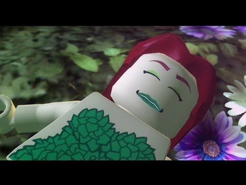 JOKERLAND - LEGO DC Comics Super Heroes Set 76035 - Time-lapse Build, Unboxing & Review! - YouTube