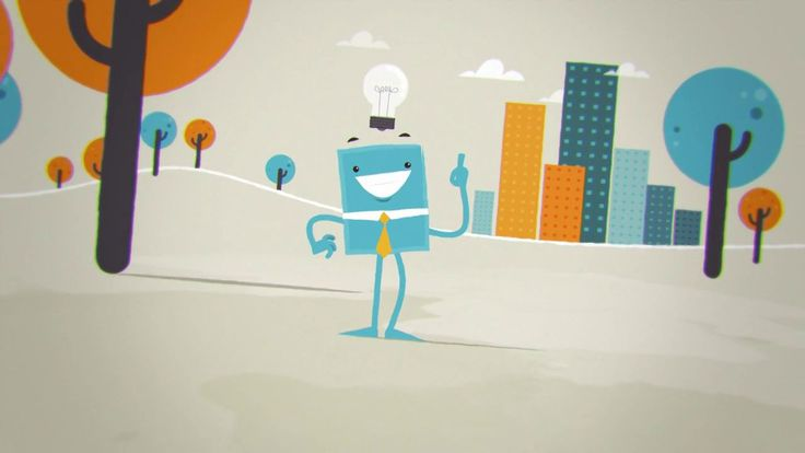 Beautiful, stunning - great colors, 3D elements, #explainer video Champion Brand