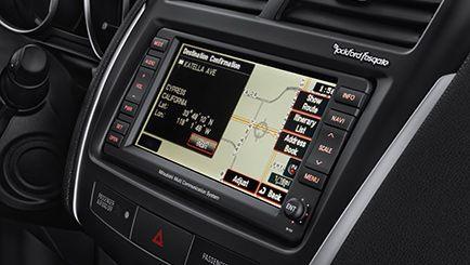 Navigation et de la musique serveur d'affichage