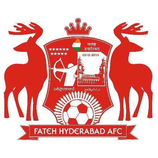 2015, Fateh Hyderabad F.C. (Telangana, India) #FatehHyderabadFC #Telangana #India (L14072)