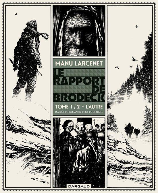 Le Rapport de Brodeck, Manu Larcenet bouleversant créateur - http://www.ligneclaire.info/larcenet-claudel-25130.html