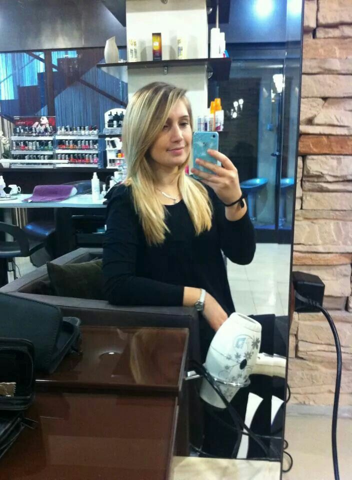 Highlights & Ombre .... Another happy customer with a New Look! - divastudio.ro