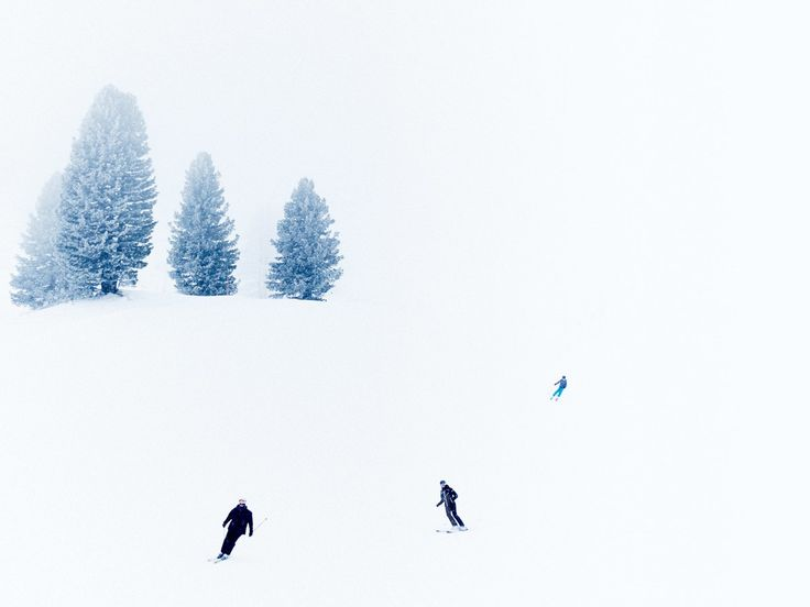 For a quieter and less crowded alpine experience, head to this ski oasis on the Italy-Austria border.
