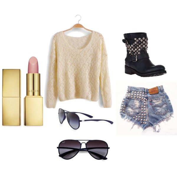 Kendall Jenner Inspired Hang Out Outfit By Kendalljennerstyle On Polyvore Style Pinterest