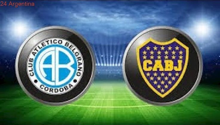 BOCA VS BELGRANO EN VIVO  | AUDIO DE MARIANO CLOSS | RADIO