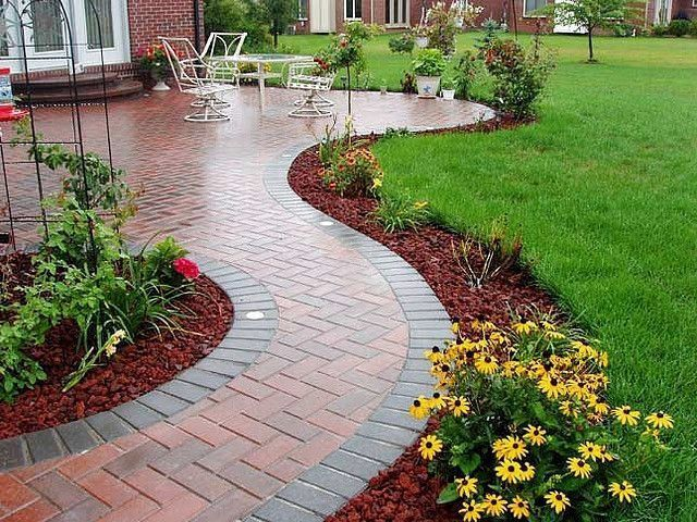 Best Garden Decoration For Your Home Exterior Ideas Garden Pavers Inexpensive Landscaping Garden Paths